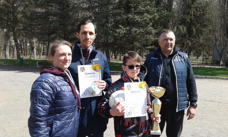 Хмільницька сім'я перемогла в обласному спортивному конкурсі й тепер зможе представити Вінниччину на всеукраїнському етапі