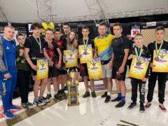 За результатами Чемпіонату України зі змішаних єдиноборств з ММА хмільничани представлять нашу країну на Чемпіонаті світу