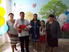 Сьогодні в пологовому відділенні Хмільницької лікарні щасливих батьків привітали з народженням двійняток