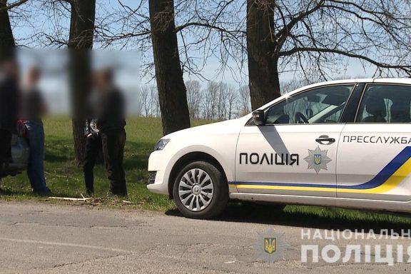 Правоохоронці затримали жителя Хмільниччини за незаконний продаж гранати