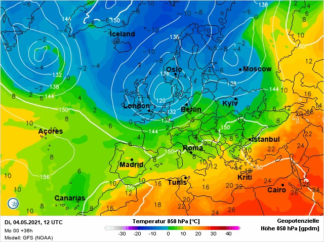 Синоптики попередили про нічні заморозки та розповіли, коли прийде справжнє тепло