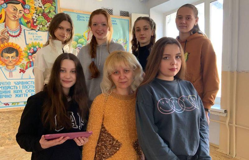 Школярі з Хмільника – переможці наукової конференції