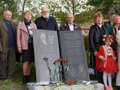 """У Хмільницькому районі відкрили перший в країні пам'ятник пісні """"Повій, вітре, на Вкраїну"""""""