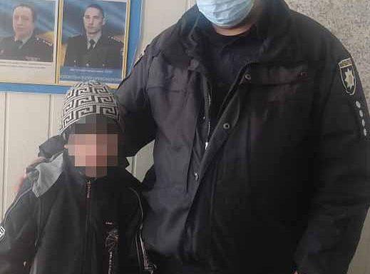 Пошуки 11-річного хлопчика в Хмільницькому районі тривали всю ніч