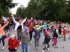"""""""Країна дитячих мрій"""": як хмільничани День захисту дітей святкували"""