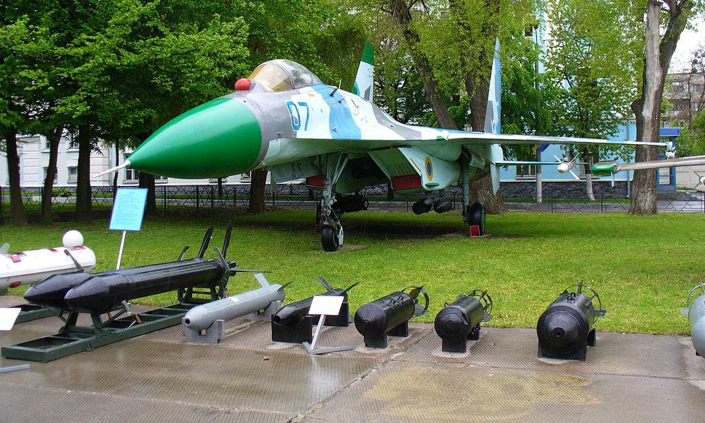 Хмільничан запрошують на день відкритих дверей до музею Повітряних сил ЗСУ