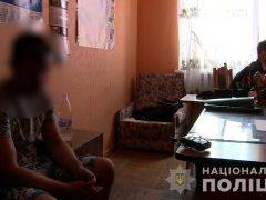 Затримали підозрюваного, який вчора у Хмільнику підпалив квартиру хмільничанки та погрожував її вбити