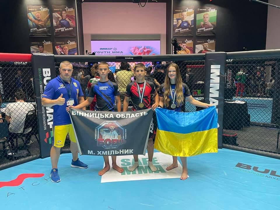 Хмільничани стали призерами на Чемпіонаті світу зі змішаних єдиноборств: ексклюзивне інтерв'ю із сонячної Болгарії