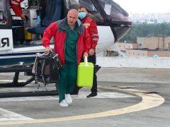 Одна смерть і чотири життя: вчора з Вінниці до столиці донорські серце, нирки та печінку на трансплантацію доправили за 50 хвилин