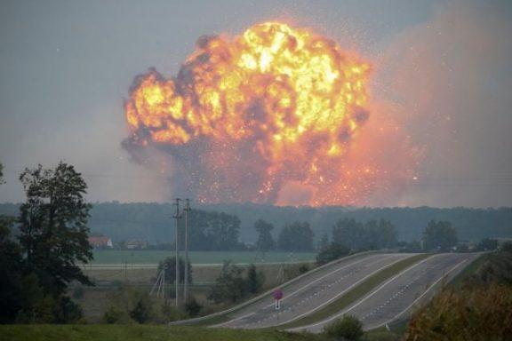 Генеральна прокурорка України розповіла, від чого сталися вибухи на 48 арсеналі в Калинівці: докази та висновки експертів