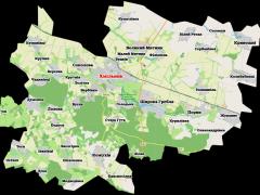 У Хмільницькій громаді з'явилися старостинські округи, які представлятимуть 7 старост