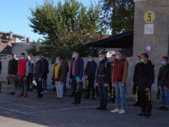 Сьогодні до лав Збройних сил України провели 35 призовників