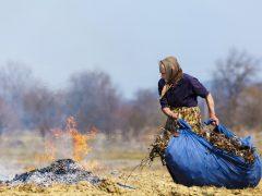 Влітку покропили картоплю, а восени вдихнули цю всю отруту в легені