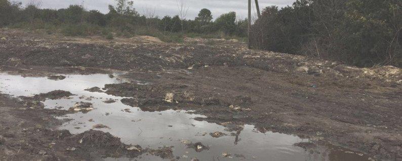 На Хмільниччині екологи виявили забруднення земельної ділянки